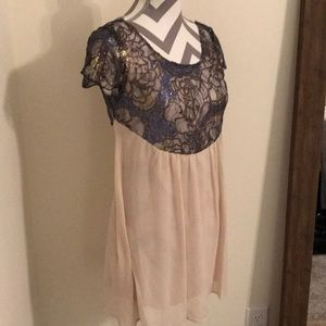 Sage Dresses - Sage Mini dress size Small